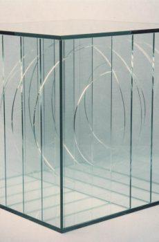 GLASS CUBES 1974-1994